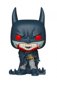 Funko POP DC - Batman 80th - Batman Red Rain # 286