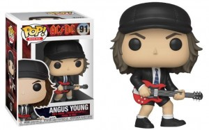 Funko POP ACDC - Angus Young # 91