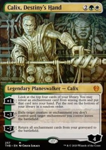 Calix, Destiny's Hand - Alter (Theros Beyond Death)