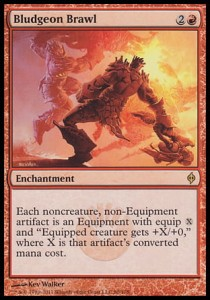 Bludgeon Brawl (New Phyrexia)