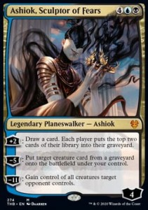 Ashiok, Sculptor of Fears (Theros Beyond Death)