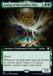 Arasta of the Endless Web - Alter (Theros Beyond Death)