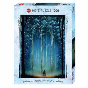 Inner Mystic - Forest Cathedral - Puzzle 1000