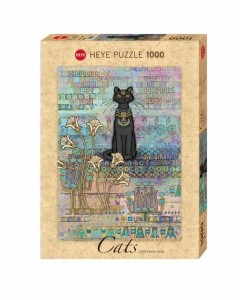 Cats - Egyptian - Puzzle 1000