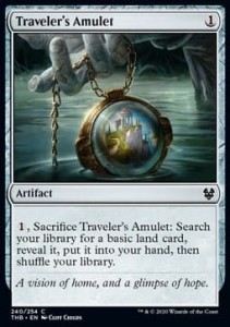 Traveler's Amulet (Theros Beyond Death)