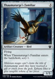 Thaumaturge's Familiar (Theros Beyond Death)