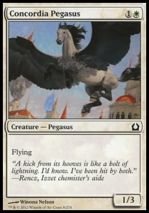 Concordia Pegasus (Return to Ravnica)