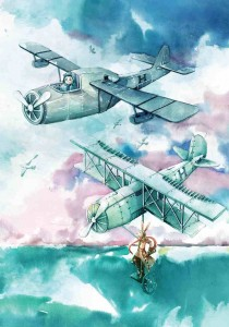 Haru Stories - Airship - Puzzle 1000