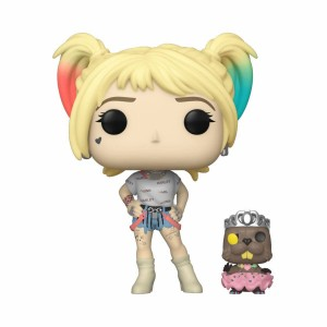 Funko POP DC - Birds of Prey - Harley Quinn and Beaver # 308