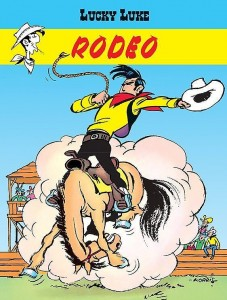 Lucky Luke - Rodeo