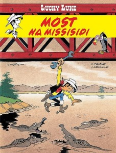 Lucky Luke - Most na Missisipi
