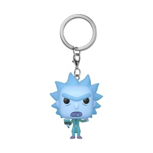Rick and Morty - Hologram Rick Clone - Brelok Pocket POP