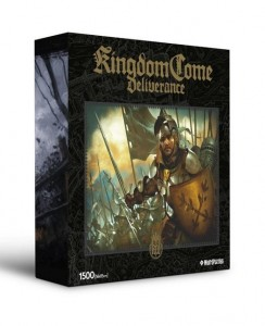 Kingdom Come - Henry - Puzzle 1500