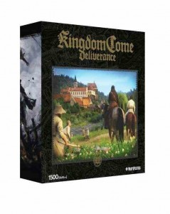 Kingdom Come - Zamek - Puzzle 1500