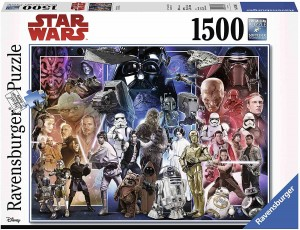 Star Wars Universe - Puzzle 1500