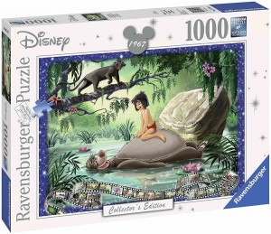 Disney - Jungle Book - Puzzle 1000