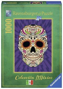 Mexican Skull - Puzzle 1000