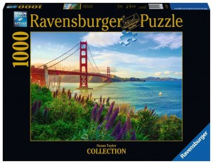 Golden Gate Bridge - Puzzle 1000