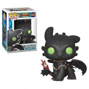 Funko POP How to Train Your Dragon - Toothless # 686