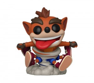 Funko POP Crash Bandicoot # 532