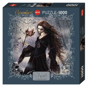 Favole - New Black - Puzzle 1000