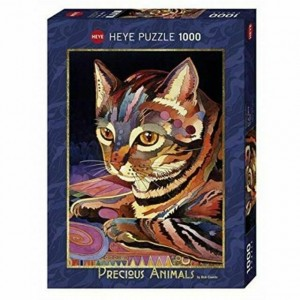 Precious Animals - So Cosy - Puzzle 1000
