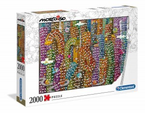 Mordillo - The Jungle - Puzzle 2000