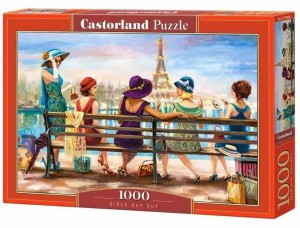 Girls Day Out - Puzzle 1000
