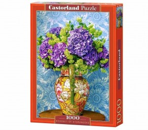 Bouquet of Hydrangeas - Puzzle 1000