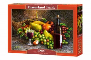 Fruit and Wine - Puzzle 1000