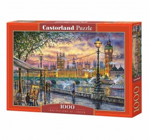 Inspirations of London - Puzzle 1000