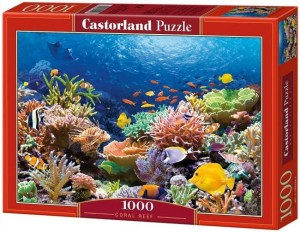 Coral Reef - Puzzle 1000