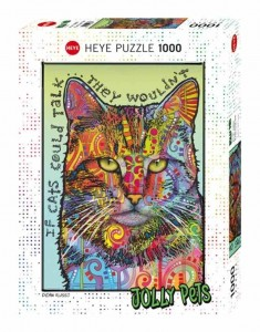 Jolly Pets - If Cats Could Talk - Puzzle 1000