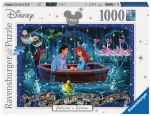 Disney - The Little Mermaid - Arielle - Puzzle 1000