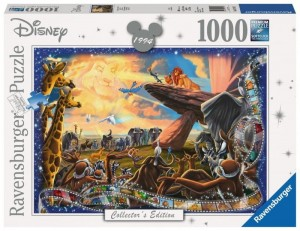 Disney - Lion King - Puzzle 1000