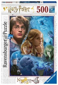 Harry Potter in Hogwarts - Puzzle 500