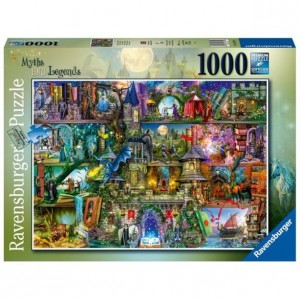 Myths and Legends - Puzzle 1000