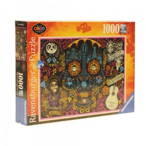 Coco - Mama Knows Best - Puzzle 1000