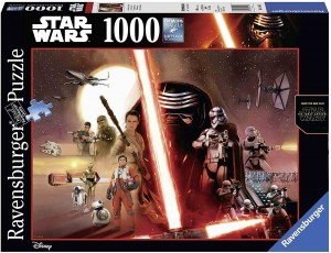Star Wars - The Force Awakens - Puzzle 1000