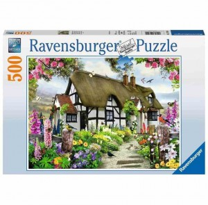 Thatched Cottage - Puzzle 500