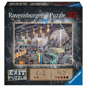 Exit Puzzle - The Toy Factory - Puzzle 368