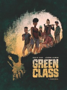 Green Class - Tom 1 - Pandemia