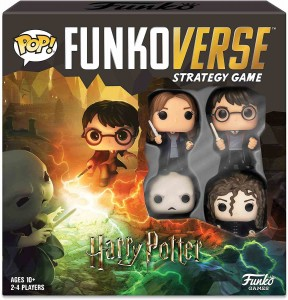 FunkoVerse - Harry Potter - Strategy Game