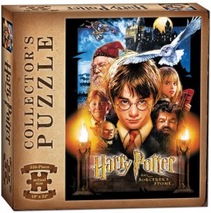 Harry Potter and the Sorcerer's Stone - Puzzle 550