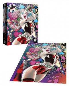 Harley Quinn - Laughing - Puzzle 1000