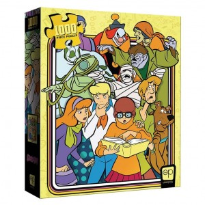 Scooby-Doo - Those Meddling Kids! - Puzzle 1000