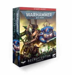Recruit Edition - Starter Set - WH 40K