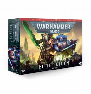 Elite Edition - Starter Set - WH 40K
