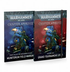 Chapter Approved - Grand Tournament 2020 Mission Pack and Munitorum Field Manual