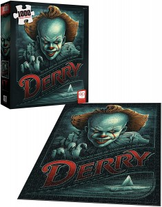 IT Chapter Two - Return to Derry - Puzzle 1000
